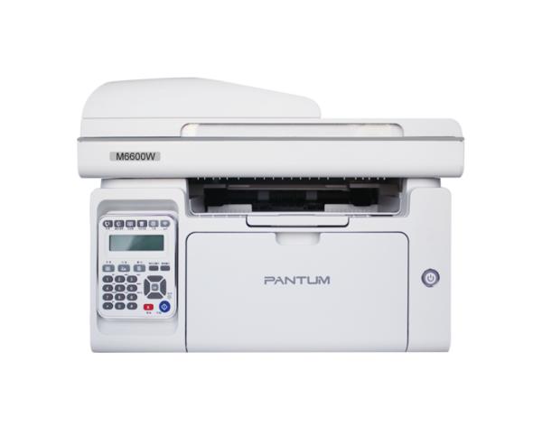מדפסת משולבת לייזר ש/ל M6600W