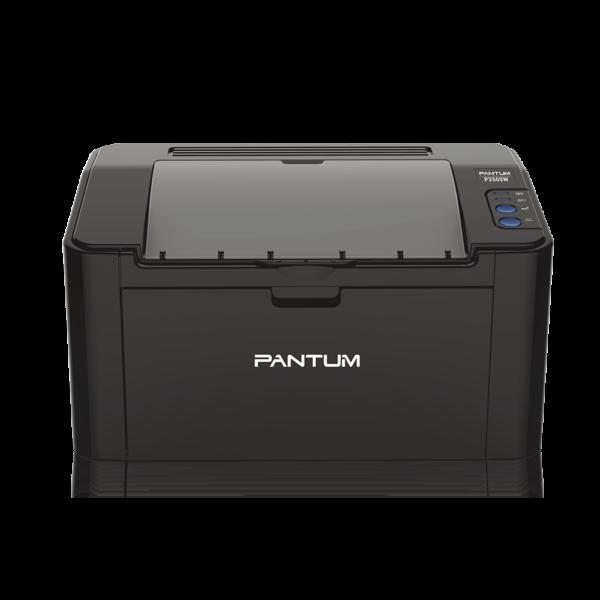 מדפסת לייזר שחור לבן P2500W